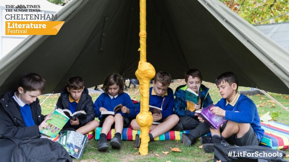 Take a look at the full Lit for Schools event line-up starting on 21 September. ...