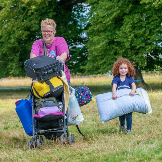 We're beyond excited to finally welcome some of you back to Boughton House today...