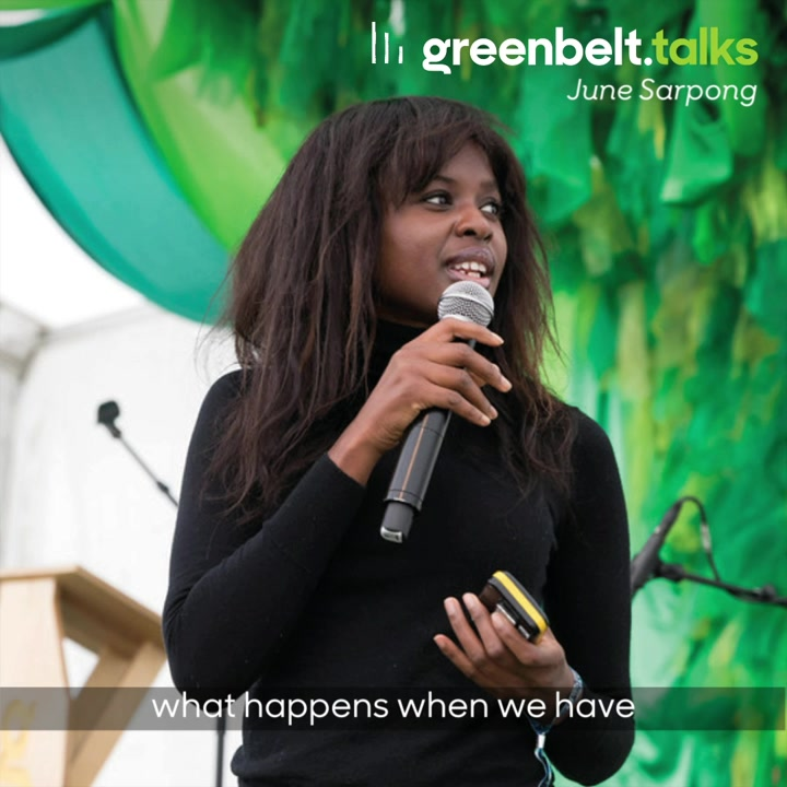 When June Sarpong came to Greenbelt in 2018 she spoke about the power of diverse...