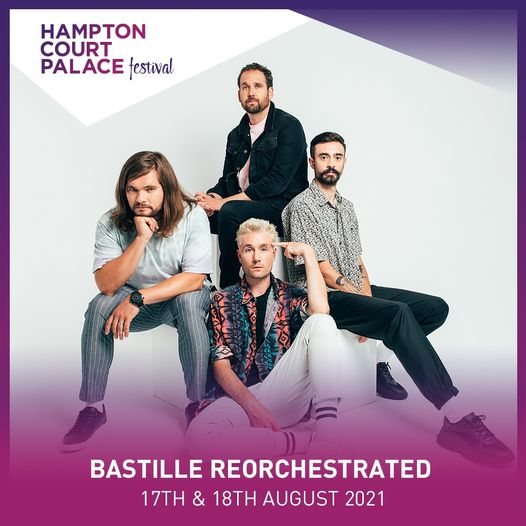 Bastille ReOrchestrated join us at the Palace this evening for their first of 2 ...