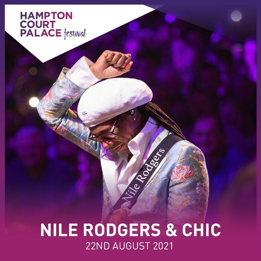We can't wait for the ultimate party atmosphere this evening. Nile Rodgers &...