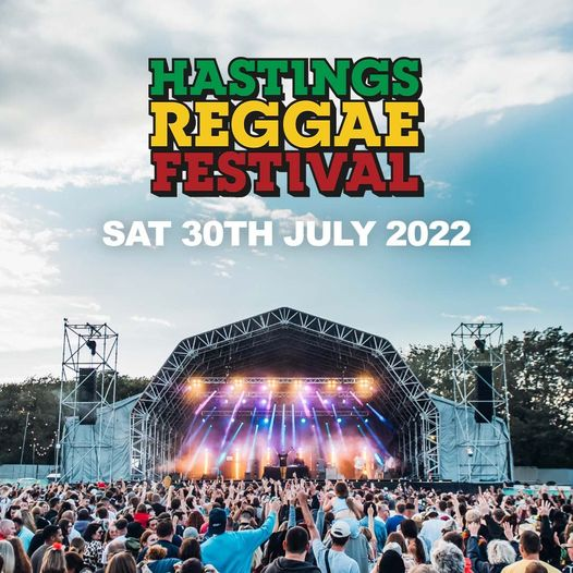 A limited number of tickets for Hastings Reggae Festival are on sale NOW!  Get yours HERE...
