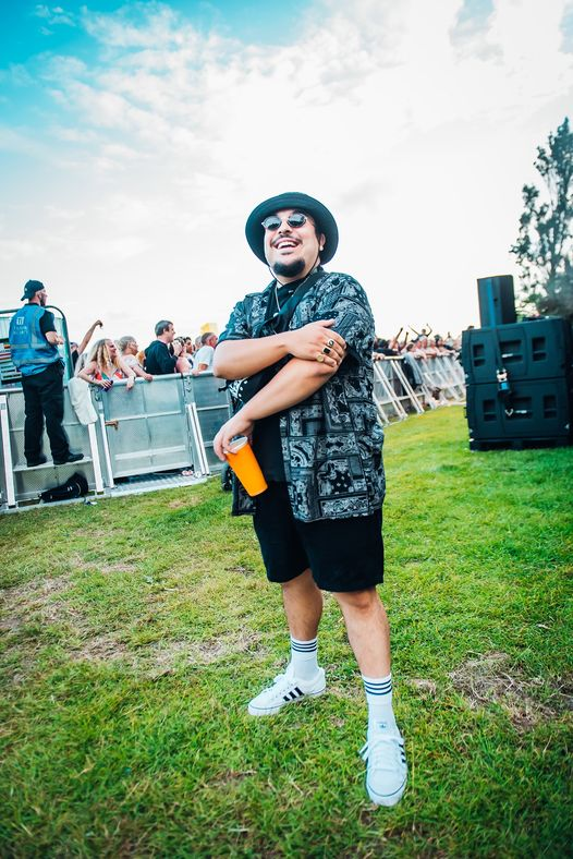Kiko Bun at Hastings Reggae Festival!...