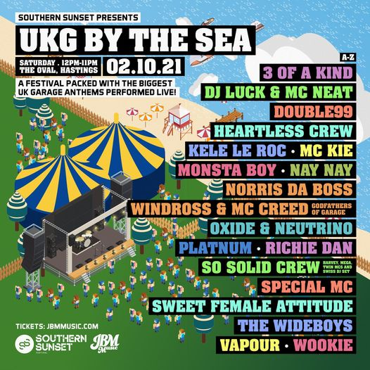 Tickets for UKG By The Sea are on sale NOW!  Get your tickets HERE...