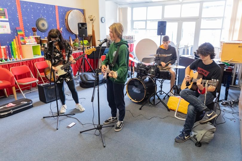 Our Amplify programme artists have been working with their mentors for a couple ...