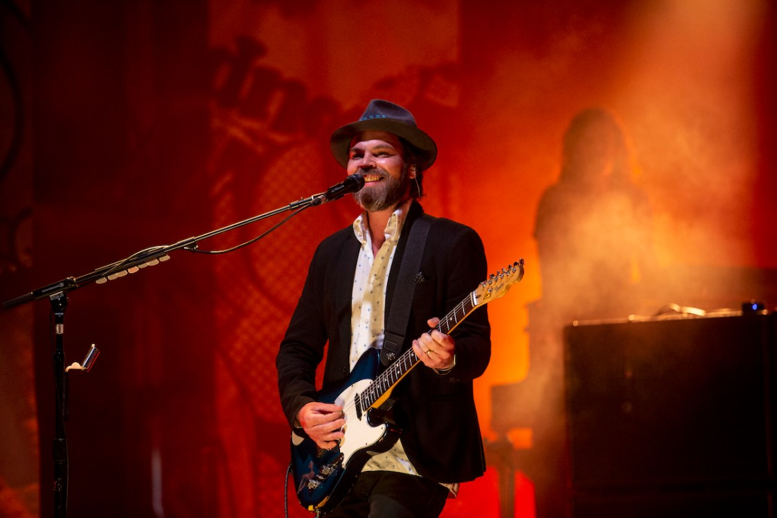 Live Report: South Facing Festival - Supergrass, The Cribs
