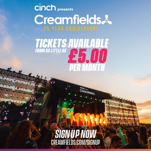 The 10 part deposit scheme is back for 2022 with tickets from as little as £5.00...