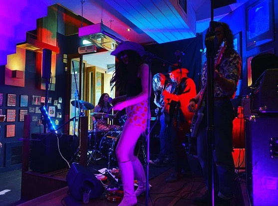 Catch Vipera - A Roots Rock Band at The Running Horse Oct 9th...