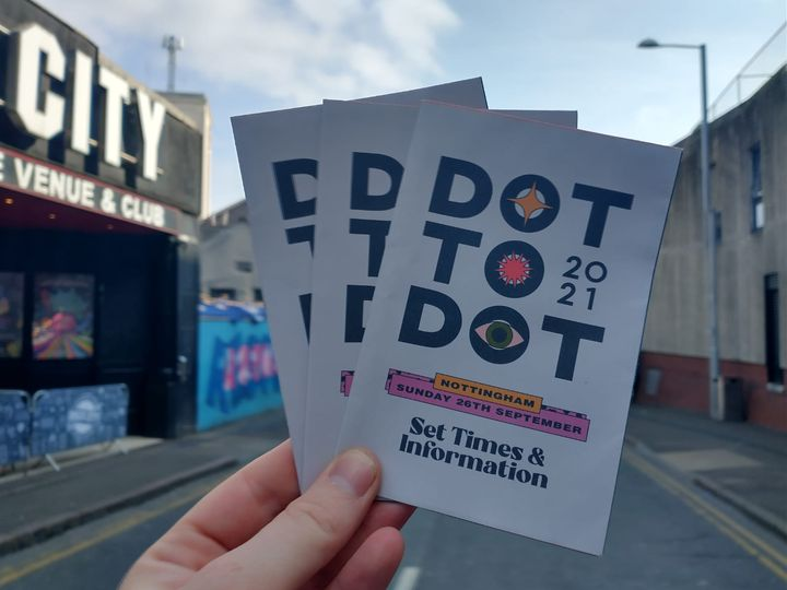The sun is shining on Talbot Street, and we're all set for day two of D2D! Let's...