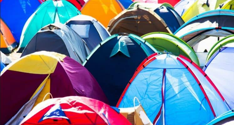 Hello campers! Our camping field will open for arrivals at 5pm on Thursday 29th...
