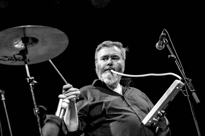 The legendary Aidan Moffat of Arab Strap performing with RM Hubbert back at our ...