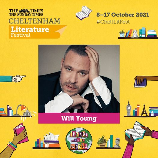 Will Young joins us this evening at 8.30pm in The Times and The Sunday Times For...