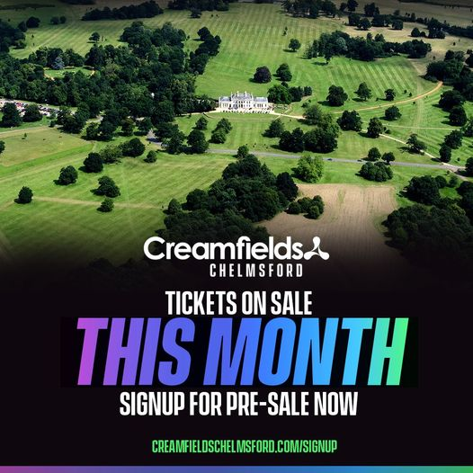 After the record-breaking sell-out of #cinchxCreamfields 2022, our 25 year celeb...