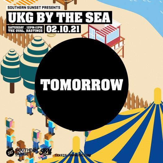 UKG By The Sea touches down at The Oval in Hastings TOMORROW for the biggest UKG event of the year! ...