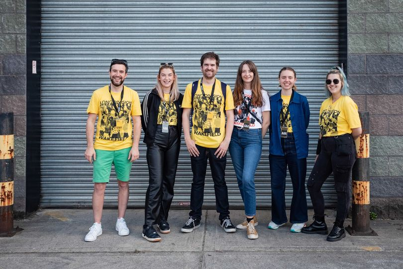 Introducing our full core Long Division team, and our new staff members Eva Davi...