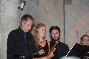 """21 Août 2013 Agnès Clément """"Musique en Famille"""" © Patrick Vinatier"""