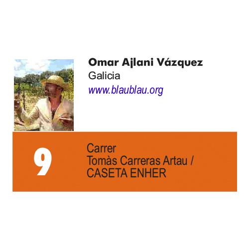 Omar Ajlani Vázquez