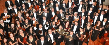 Concierto de inauguración. Orquesta Filarmónica de Bogotá - Director: Eckart Preu, Alemania. Solista: Lise de La Salle, piano, Francia