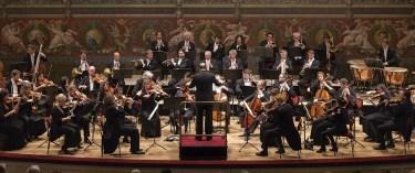 Cierre Festival: Orquesta del Festival de Dresden, Alemania - Director: Johannes Klumpp - Elena Copons, soprano - José Antonio López, barítono - Coro de la Ópera de Colombia - Coro Filarmónico Juvenil