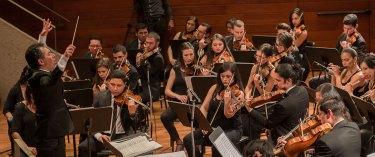 41. Nueva Filarmonía - Director: Ricardo Jaramillo, Colombia - Concierto Didáctico, La Victoria
