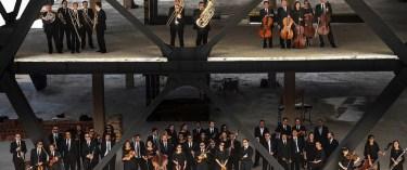 30. Ensamble de cuerdas y vientos de la Orquesta Sinfónica Nacional de Colombia