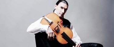10. Sergey Malov, violoncello da spalla - Rusia