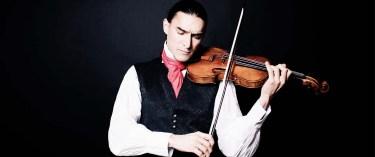 4. Sergey Malov, violín - Rusia