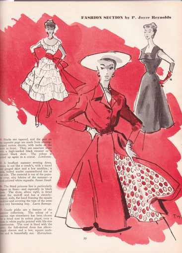 Homes & Gardens, March 1954, p.55