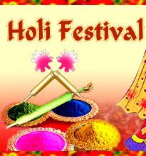 Holi of Colours