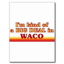Waco Texas festivals and events