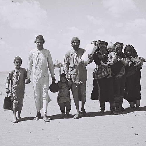 3e journée commémorative des juifs réfugiés