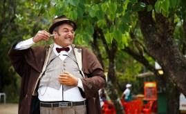 FESTIM 2016 _ Festival de Teatro em Miniatura _ Parque Mangabeiras _ Foto Hugo Honorato