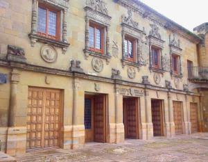 Baeza. Antigua Escribania