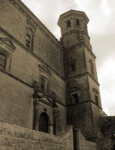 Baeza. Capilla de San Juan Evangelista