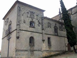 Baeza. Casas Consistoriales Altas