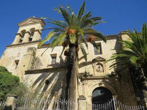Baeza. Iglesia de San Pablo