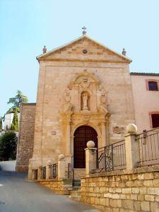 Beas de Segura. Convento de Carmelitas Descalzas