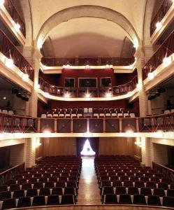 Cazorla. Teatro de la Merced