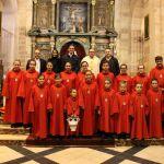 Escolanía de la S. I. Catedral de Jaén. Cristina García de la Torre, directora (Andújar, 17/11/2017)