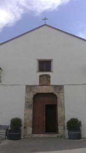 La Guardia. Iglesia de la Coronada