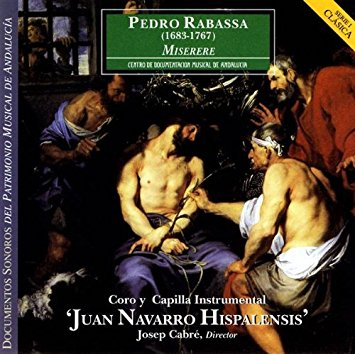 Pedro Rabassa. Miserere