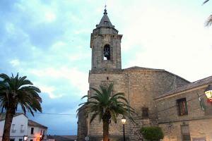 Sabiote. Iglesia de San Pedro