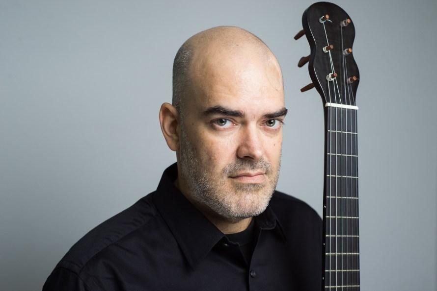 Conf. Univ. Dr. Cătălin-Ion Ștefănescu-Pătrașcu - chitară și compoziție