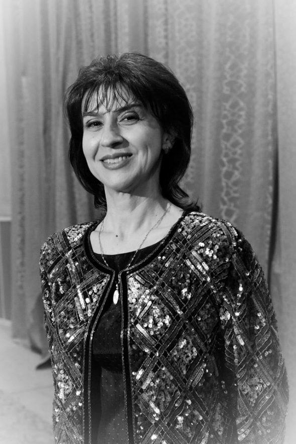 Claudia Codreanu - mezzosoprană