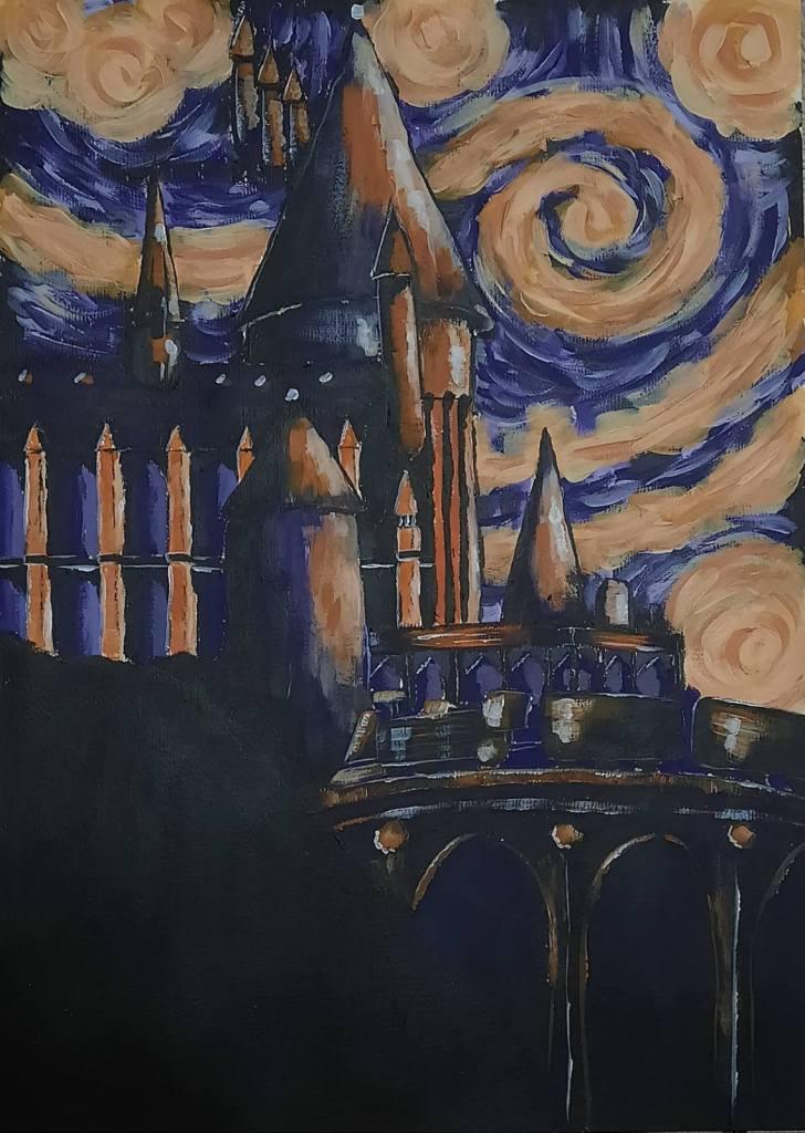Vacanță în Lumea Mea de Vis - Hogwarts
