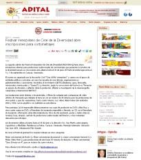 ADITAL. Noticias de Latinoamèrica y El Caribe (09/04/2012)