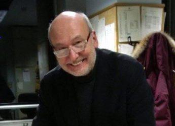 Il giornalista Beppe Rovera