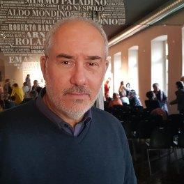 Francesco Bove, presidente del Parco del Po