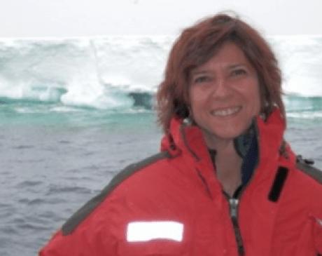 L'oceanografa Paola Rivaro