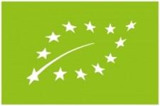 EU organic logo, found on wine to signify organically grown grapes